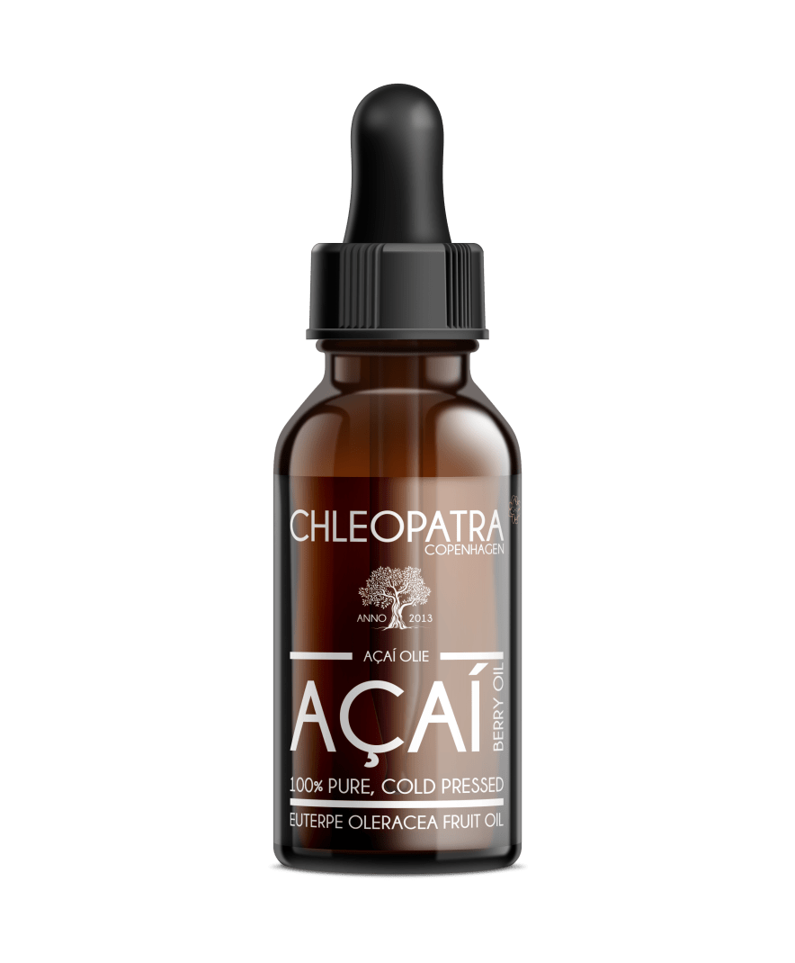 chleopatra acai olie acai berry oil 30ml