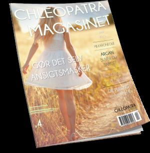 CHLEOPATRA MAGASINET #4