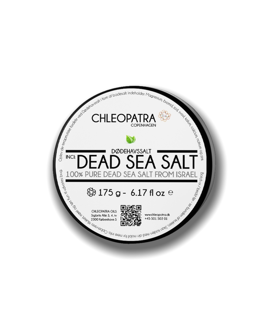 Image of   Dødehavssalt - Dead Sea Salt