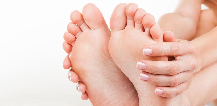 neuralgi smerte i fødderne - nervebetændelse - neuropati