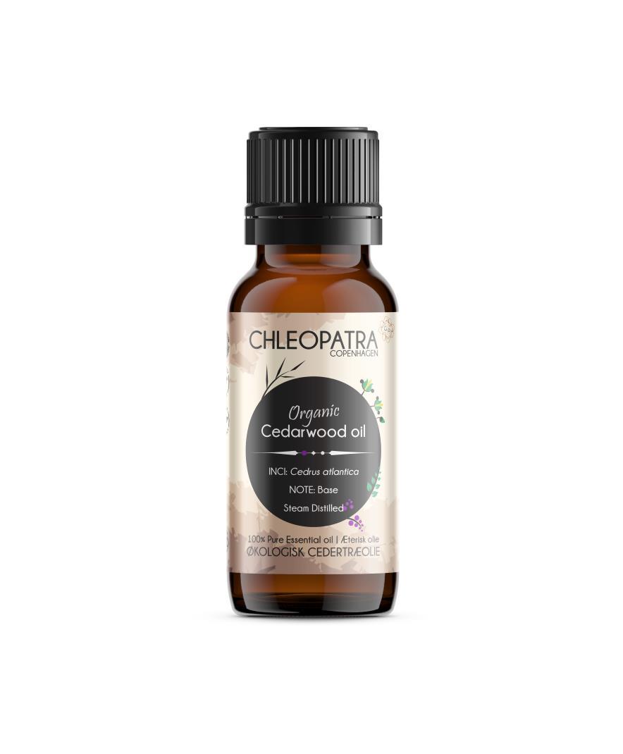 chleopatra cedertræolie 10 ml