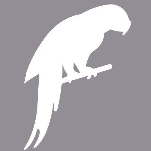 fugl silhuet