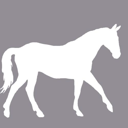 heste silhuet