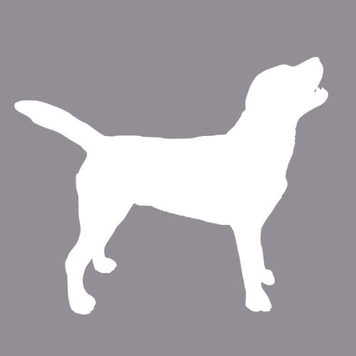 hund silhuet