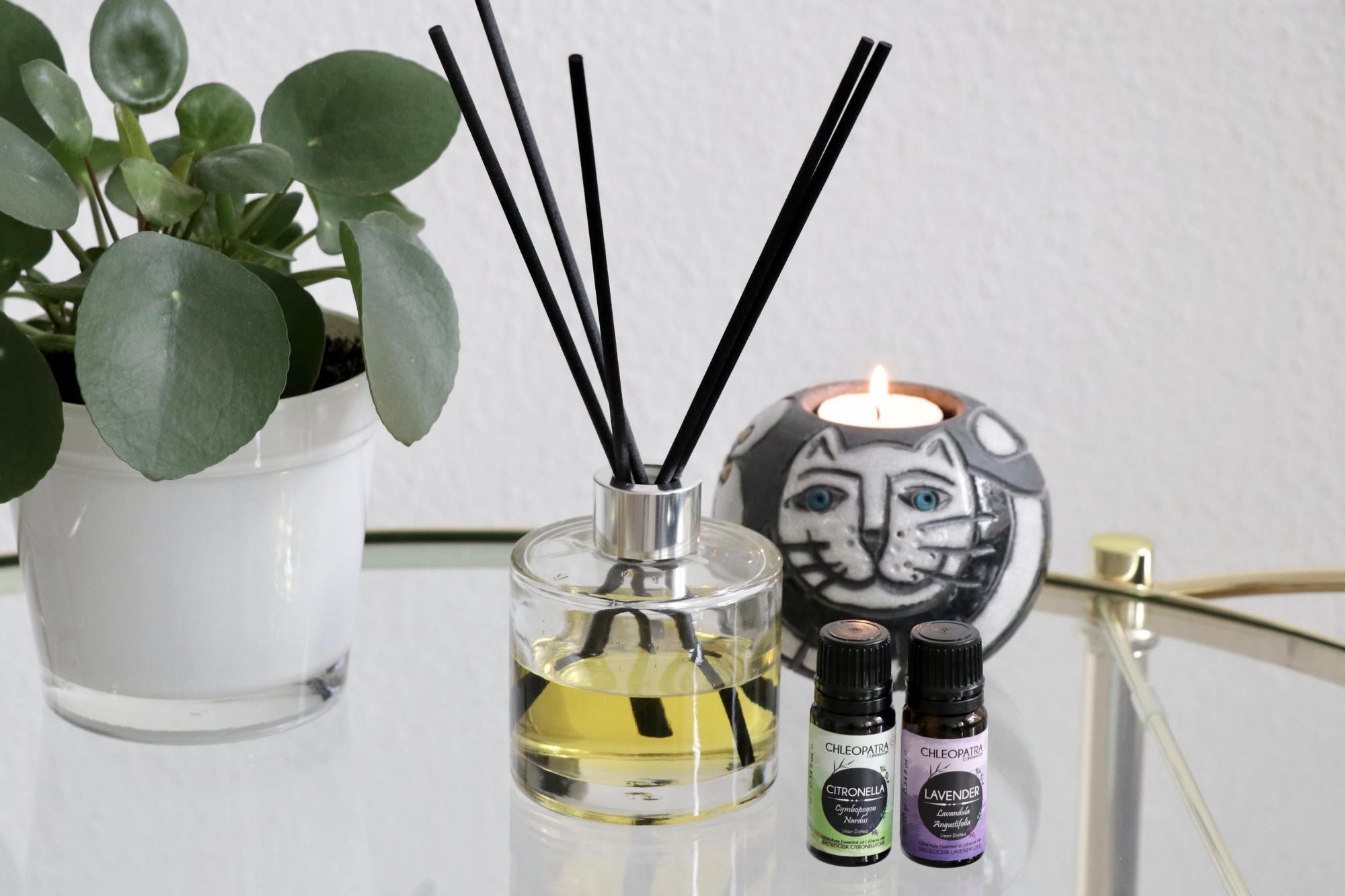 Image of   Bundle – Hvad du skal bruge til din duft diffuser abrikos