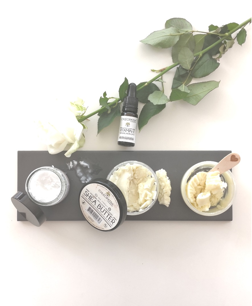 Image of Anti-strækmærke lotion (DIY)