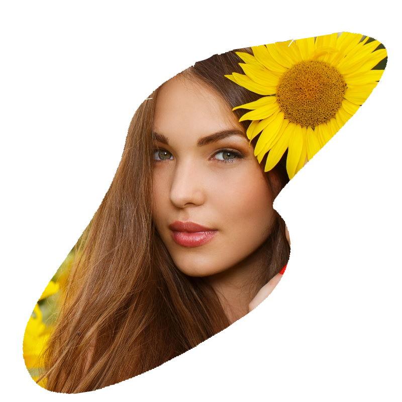 naturlig olie til hår